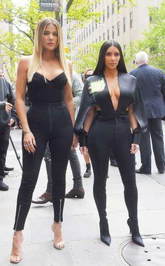 Kim Kardashian et Khloe Kardashian