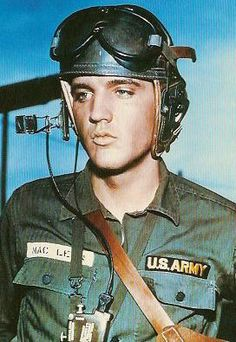 """GI Blues got off to an early start. """"Paramount is staking $2,000,000 on a bet that Elvis Presley will be more popular than ever following the end of his military stint next March when he resumes picture-making."""""""