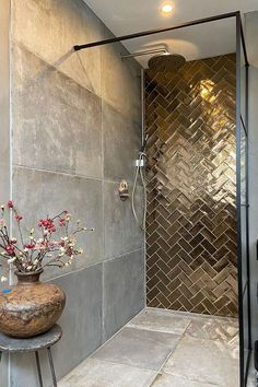 Bathroom Spa, Bathroom Toilets, Bathroom Wall Decor, Master Bathroom, Home Room Design, Home Interior Design, House Design, Wc Design, Happy New Home