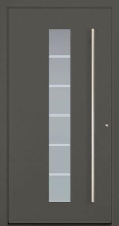 Modern Entry Doors - Modern Entry Door Modern Entrance Door, Modern Exterior Doors, Entrance Doors, Iron Windows, Iron Doors, Home Stairs Design, Door Design, Modern Windows And Doors, Modern Driveway