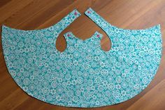 PiePie Designs: DIY Baby Dress: The Aurthi Baby Dress