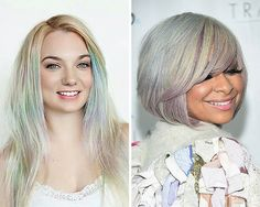 Opal Hair | 10 Trending Hair Colors For Spring 2016, check it out at http://makeuptutorials.com/trending-hair-colors-for-2016/