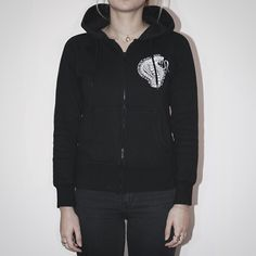 We've just released the women's snake hoodie online at www.thetallon.com we now only have 3 left in stock #snake #hoodie #tattoo #london