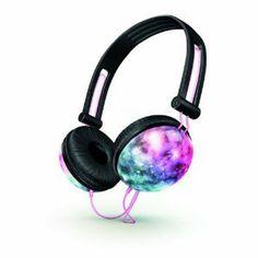 amandab054's save of Ankit Fat Bass - Galaxy - Over the Head Headphones on Wanelo