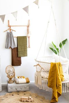 35+ Ideas for a Gorgeous Boho Inspired Nursery | momooze