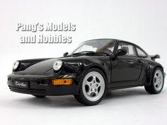 Porsche 911 / 964 Turbo 1/24 Diecast Metal Model by Welly