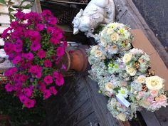 Front porch at Coarsegold Flower Shop