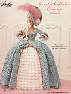 CROCHET COLLECTOR COSTUME 2 - tracy dowling - Picasa Web Albums