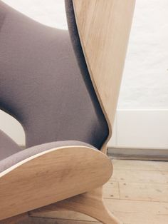 Wing chair øreklapstol lounge chair