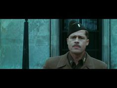 "Inglourious Basterds. In 1941, SD Colonel Hans Landa, nicknamed the ""Jew Hunter"", interrogates French dairy farmer Perrier Lapadite. To save his family, Lapadite confesses to hiding the Jewish Dreyfus family underneath his floor. Landa orders SS soldiers to shoot through the floorboards and kill the family, but allows teenage Shosanna  to escape."