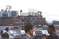 컬러로 보는 '옛날 서울' 사진 23장   인스티즈