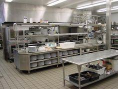 restaurant kitchen layout plans - Google Search