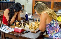 Xadrez: Começou a final do Brasileiro Feminino