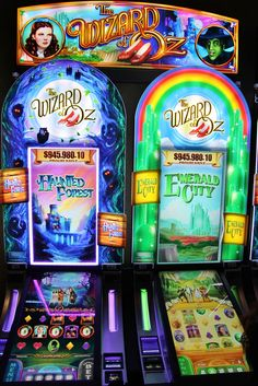 New wizard of oz slot machines casino club diamond jims nevada