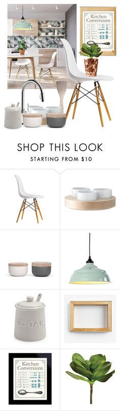 """Untitled #311"" by new-to-style ❤ liked on Polyvore featuring interior, interiors, interior design, home, home decor, interior decorating, NKUKU, Vitra, LSA International and When Objects Work"