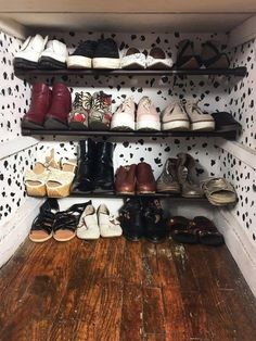 Shoe Storage for Small Closet - Shoe Storage for Small Closet , Transform Your Space with A Diy Tension Rod Storage Hack Shoe Storage Hacks, Small Closet Storage, Small Closet Organization, Storage Organization, Tiny Closet, Shoe Closet, Organizing Ideas, Trailer Organization, Household Organization