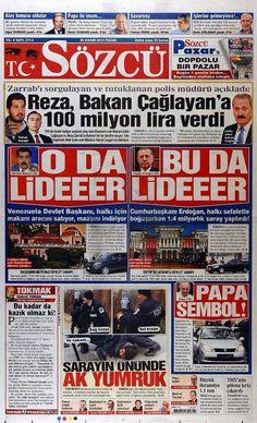 Rüşveti alan-veren suçlu değil yakalayanın suçlandığı ülkeye AKP'nin Yeni Türkiye'si denir!