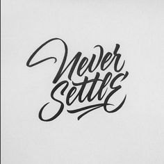 Strive for greatness. Type by @kikovalente | #typegang if you would like to be featured | typegang.com | typegang.com