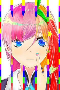 Anime gotoubun no hanayome I Love Anime, Pokemon Cards, Cool Girl, Otaku, Anime Art, Kawaii, Manga, Study, Wallpapers