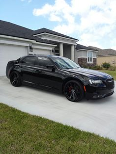 "2015 chrysler ""The Dark Knight"" - Chrysler 300 Custom, Chrysler Pt Cruiser, Chrysler Voyager, Dark Knight, Custom Bikes, Custom Cars, Chrysler 300 Convertible, Chrysler 300s, Luxury Sports Cars"