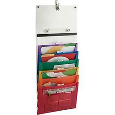 The Container Store > Cascading Letter File Tote  MUST BUY  $14.99