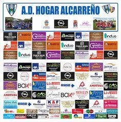 Equipo de fútbol de Guadalajara (España): HOGARALCARREÑO/ACAI MOTOR-PATROCINIO, EL SÁBADO A ...