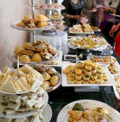 High Tea & Art Buffet