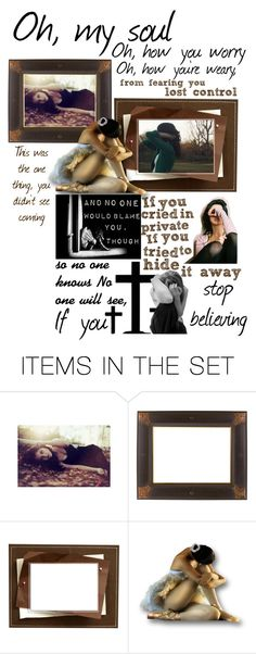 """""""The One Thing You Didn't See Coming"""" by capfan2014 on Polyvore featuring art and ohmysoul"""