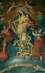 MARIA SANTISSIMA DELA LUZ: OUR LADY OF LIGHT,VENERATED IN CAINTA,RIZAL,PHILIPPINES