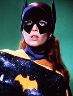 """Yvonne Craig in a promotional photo for the """"Batgirl"""" Unaired TV Pilot Pitch (1967)"""