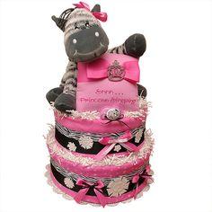 Diaper Cake<3