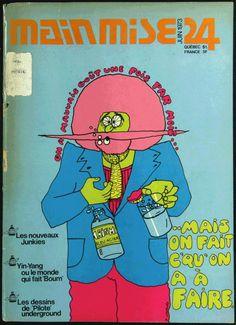 Mainmise. June, 1973.