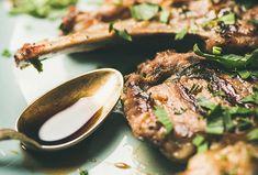 Jehněčí maso se u nás netěší velké oblibě, když se správně připraví, chutná báječně.  #recept #jehneci  #kotleta #maso #recipe #lamb #meat #cutlet Steak, Food, Essen, Steaks, Meals, Yemek, Eten