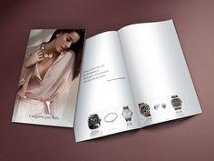 Gioielli Leonardo on Behance by Endea #magazine #inspiration #brochure #cataloghi