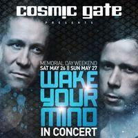 Cosmic Gate + Emma Hewitt Live!