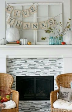 gorgeous fireplace remodel - Google Search