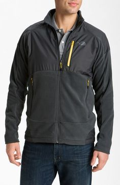 The North Face 'TKA 100 Cascade' Microvelour Fleece Jacket available at #Nordstrom ($69.90)