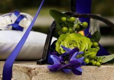 Colbalt Blue Wedding with a Country Twist   Historic Cedarwood   All Inclusive Designer Weddings