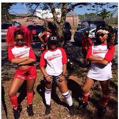 OMG Girlz Squad Shxt Black Beauty Mixed Chicks Pretty Girl Swag Curly Hair Dope Clothing Urban Streetwear Fashion Style Trend @erythngdestinee