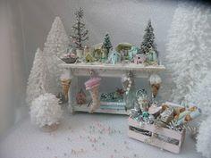 Les Carnets de l'Atelier Blondie: Stage de Noël - Christmas Workshop