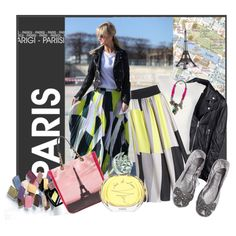 Where I Live: Paris, created by drn57 on Polyvore