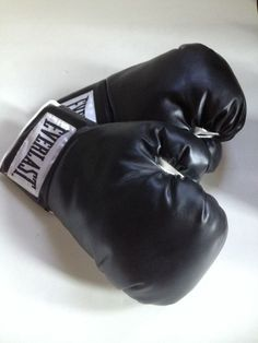 06b5a2ae248 Nothing like a pair of Everlast boxing gloves to work out your frustration!