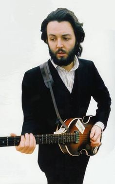 Paul McCartney 1970'