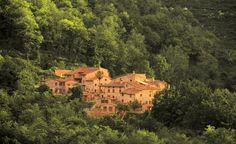 Lucca, Toscana - fantastisk charmerende lille glemt by..