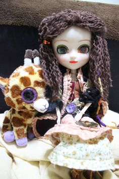 256/365 Theora, pullip doll By Mes Crazy Experiences