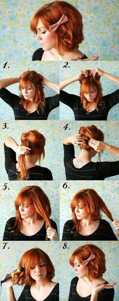 Make Short Hair Without Cutting Your Hair