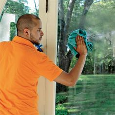 Safer cleaners that help detox your house.