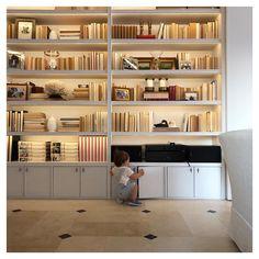 Bookshelves, Bookcase, Front Rooms, Interiores Design, Ground Floor, Home Interior Design, Shelving, Flooring, Living Room