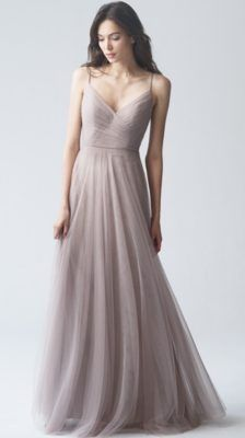 1d369930ba7f Bridesmaid Dress Inspiration - Jenny Yoo Grey Bridesmaid Dresses