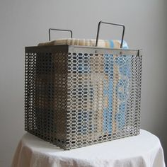 Industrial  Metal Basket